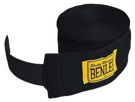 Бинт боксерский BenLee - черный, 300 см (195002)