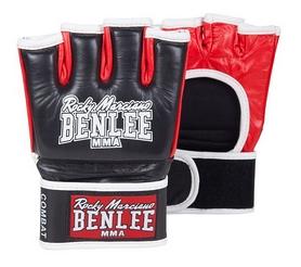 Перчатки ММА Benlee Combat 190040 (blk)