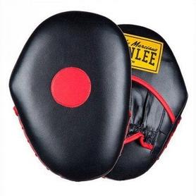 Лапы боксерские Benlee 195022 (blk/red)