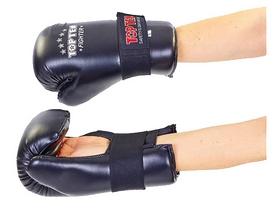 Перчатки для тхэквондо PU Top Ten MA-5474-BK - черные