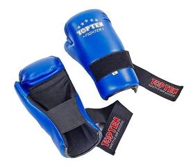 Перчатки для тхэквондо PU Top Ten MA-5474-B - синие
