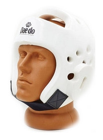 Шлем для тхэквондо Daedo BO-5925-W