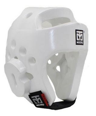 Шлем для тхэквондо Daedo Mto BO-5094-W - белый