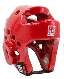 Шлем для тхэквондо Daedo Mto BO-5094-R - красный