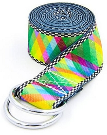 Ремень для йоги Pro Supra FI-6975-16 - Фото №3