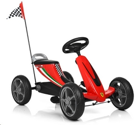Распродажа*! Веломобиль Bambi Ferrari 8931E-3