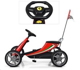 Распродажа*! Веломобиль Bambi Ferrari 8931E-3 - Фото №2