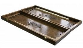 Нарды резные Newt Backgammon 1