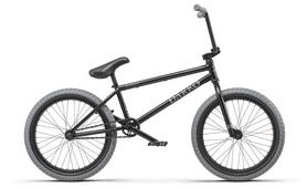 """Велосипед BMX Radio Darko 2019 - 20"""", рама - 20,5"""", черный (1005070119-20.5TT-2019)"""