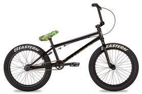 """Велосипед BMX Eastern Javelin 2019 - 20"""", рама - 20,5"""", черный (00-192660-20.5TT-2019)"""