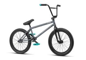 "Велосипед BMX WeThePeople Justice 2019 - 20"", рама - 20,75"", серый (1001070119-20.75TT-2019)"