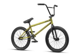"""Велосипед BMX WeThePeople Justice 2019 - 20"""", рама - 20,75"""", желтый (1001070219-20.75TT-2019)"""