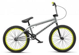 "Велосипед BMX WeThePeople Nova 2019 - 20"", рама - 20"", серый (1001030219-20.0TT-2019)"