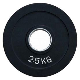 Диск обрезиненный олимпийский Ivanko 2,5 кг (RCP 19-2,5)