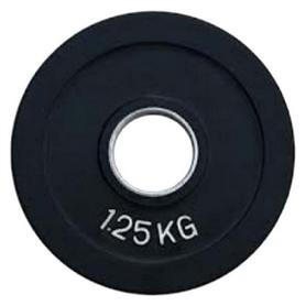 Диск обрезиненный олимпийский Ivanko 1,25 кг (RCP 19-1,25)