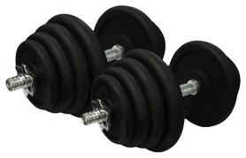 Гантели наборные стальные Newt Home 2 шт по 23,5 кг (TI-968-745-23-2)