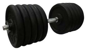 Гантели наборные стальные Newt Home 2 шт по 52 кг (TI-968-745-52-2)