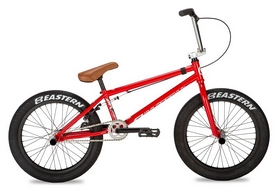 """Велосипед BMX Eastern Shovelhead  2019 - 20"""", рама - 20,85"""", красный (00-191291-20.85TT-2019)"""