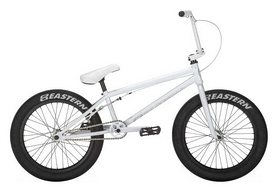 "Велосипед BMX Eastern Traildigger 2019 – 20"", рама - 20,75"", белый (00-191244-20.75TT-2019)"