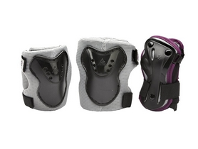 Защита детская комплект K2 Charm Pro Jr (3041700.1.1-2019)