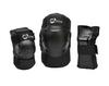 Защита для катания К2 Prime M Pad Set, черно-белая (3041500.1.1-2019)