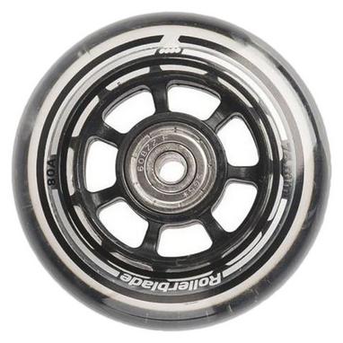 Колеса для роликовых коньков Rollerblade 76ммм/80A Pack+SG5+6MMSP (8PCS) (6951000)