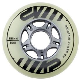 Колеса для роликовых коньков K2 80 мм Freeride Glow Wheel 4-Pack (30B3004.1.1.1SIZ)