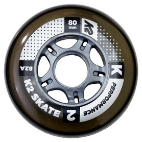 Колеса для роликовых коньков K2 80 мм Performance Wheel 8-Pack/Ilq (30B3009)