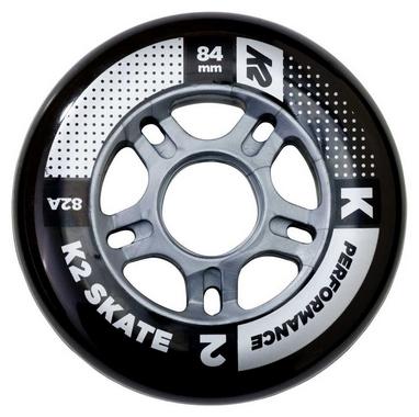 Колеса для роликовых коньков K2 84 мм Performance Wheel 8-Pack/Ilq (30B3010)