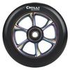 Распродажа! Колеса для самоката Chilli Wheel Turbo 2018, 110 мм (C-1034-RB)