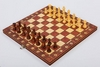 Набор игр 3 в 1 (шахматы, шашки, нарды) магнитный Backgammon - Фото №4