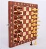 Набор игр 3 в 1 (шахматы, шашки, нарды) магнитный Backgammon - Фото №6