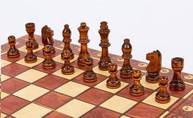 Набор игр 3 в 1 (шахматы, шашки, нарды) магнитный Backgammon - Фото №5