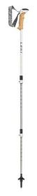Палки треккинговые Leki Cressida – white/silver-lime-anthracite, 90-125 см (6492119)