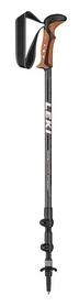 Палки треккинговые Leki Khumbu As – anthracite/white-orange, 110-145 см (6492026)