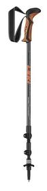 Палки треккинговые Leki Khumbu Lite As – anthracite/orange-white, 100-135 см (6492156)
