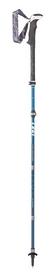 Палки треккинговые Leki Micro Vario Carbon As – deepblue/white-blue-limegreen, 110-130 см (6492063)