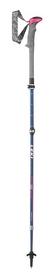 Палки треккинговые Leki Micro Vario Carbon Lady – deepblue/white-berry, 100-120 см (6492067)