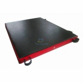 Мат с липучками для Тia-Sport (sm-0132), ШС 100-100-8 см