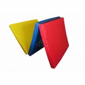 Мат складной Тia-Sport с 3-х частей (sm-0139, 300-100-10 см