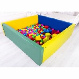 Сухой бассейн с матом 150-200-40 см Тia-sport