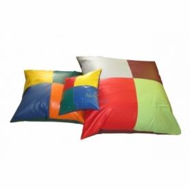 Набор напольных подушек Радуга