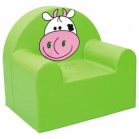 Кресло детское Коровка