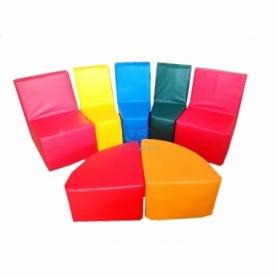 Комплект мебели Полукруг (козжам)