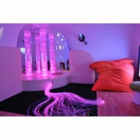Сенсорная комната Световой дождь с оборудованием