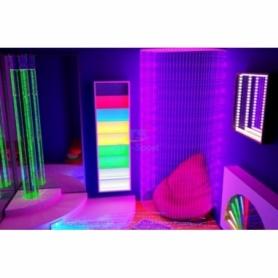 Сенсорная комната Радужная ночь с оборудованием