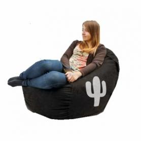 Кресло мешок Кактус коричневый