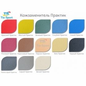 Мат спортивный Тia-Sport (sm-0111), 120-100-5 см - Фото №2