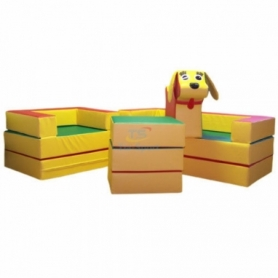 Комплект мебели-трансформер ГАВ