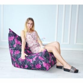 Бескаркасное кресло Вильнюс принт - Фото №2